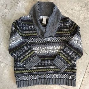 Janie and Jack sweater 2T